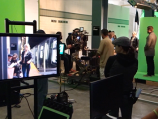 Virtual Sets In Action
